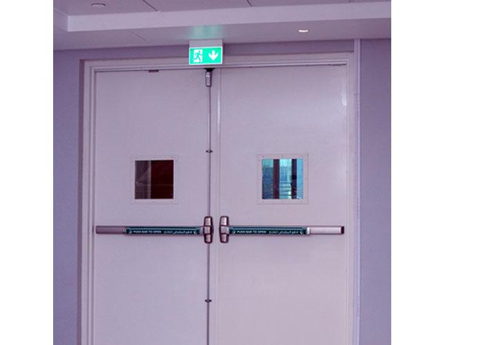 Fire Rated Doors | TARGET METAL